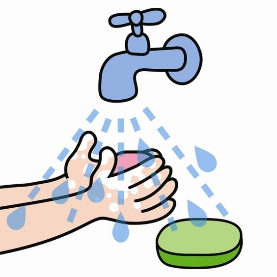 Child washing hands clipart banner freeuse library Wash hands | zdraví | Pinterest | Image search, Clip art and Art banner freeuse library