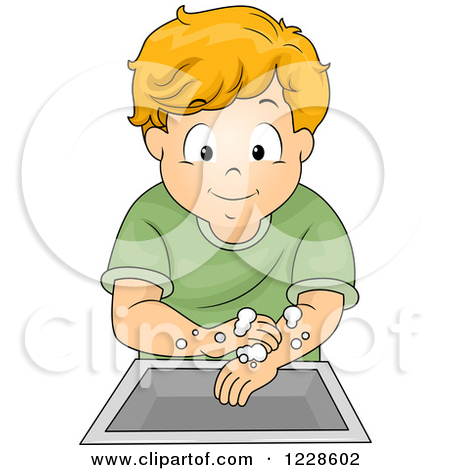 Child washing hands clipart. Girl clipartfox