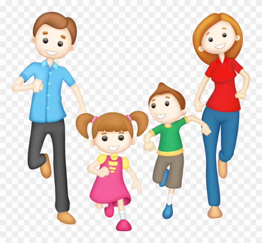 Family photos clipart clipart freeuse Children Discussion Clipart - Family Clipart Png Transparent Png ... clipart freeuse