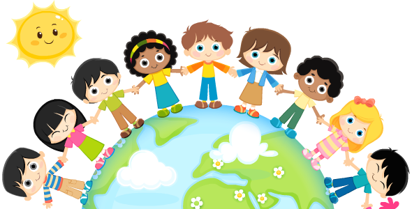 Free Children Of The World Clipart, Download Free Clip Art, Free ... vector library stock