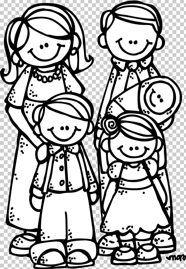 Children at church clipart black and white svg black and white stock Holy Family Black And White The Church Of Jesus Christ Of Latter-day ... svg black and white stock