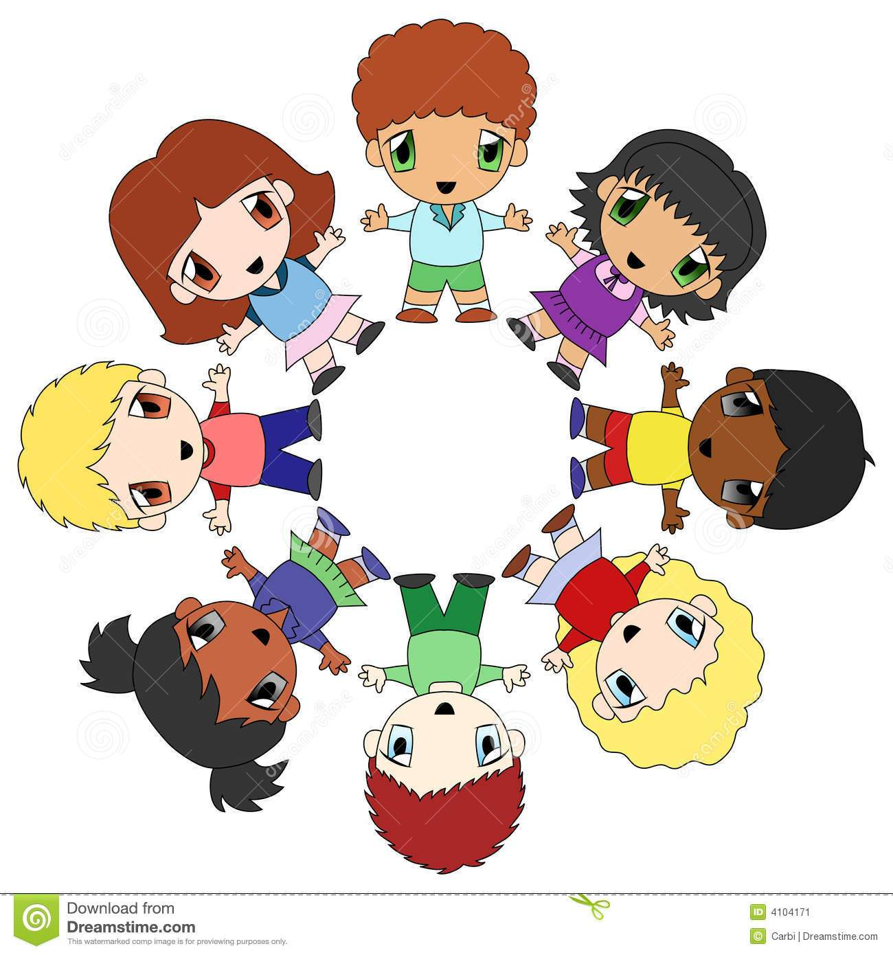 Sharing circle clipart free library Children circle clipart » Clipart Portal free library