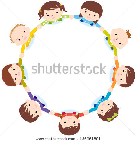 Children circle clipart clipart freeuse stock child circle | Clipart Panda - Free Clipart Images clipart freeuse stock