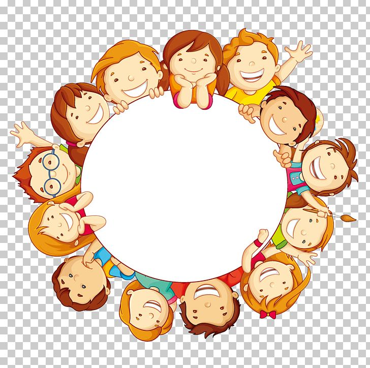 Children circle clipart banner library Child Circle PNG, Clipart, Around, Children, Computer Icons, Cute ... banner library