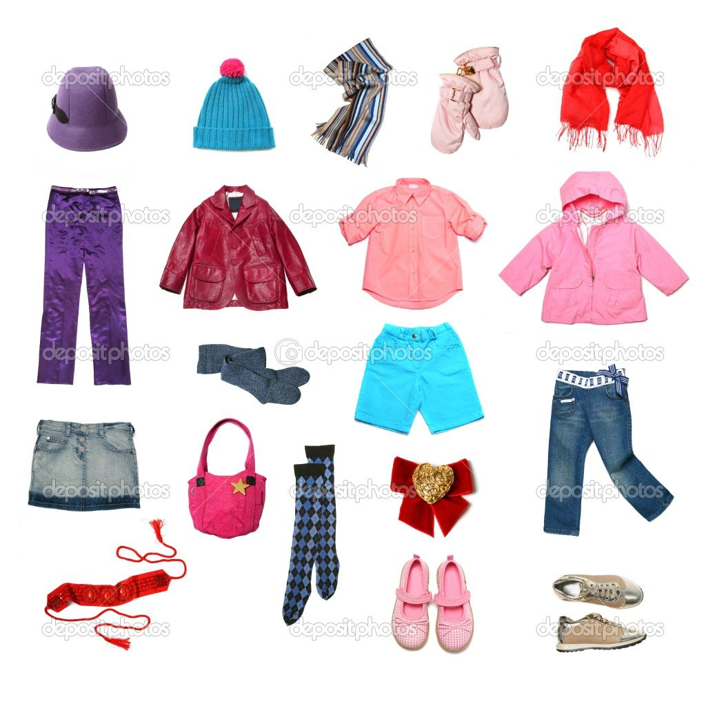 Children clothing clipart png library free clipart for teachers clothing | Free Clipart Of Children ... png library