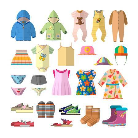 Children clothing clipart graphic download Children clothing clipart » Clipart Portal graphic download