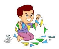 Children creating art clipart svg freeuse library Search Results for supplies - Clip Art - Pictures - Graphics ... svg freeuse library