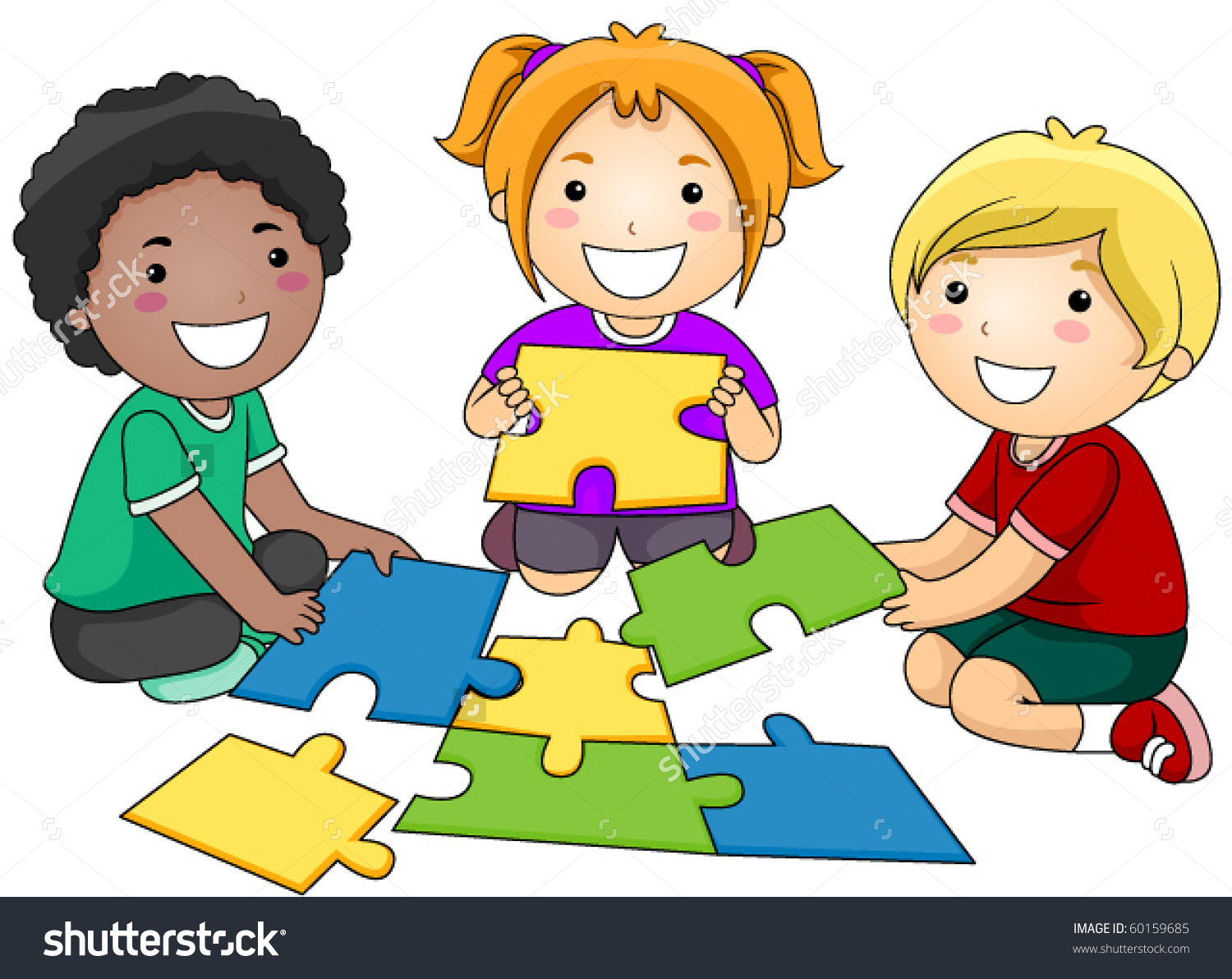 Kids creating cliparts png library 38+ Small Group Clip Art | ClipartLook png library