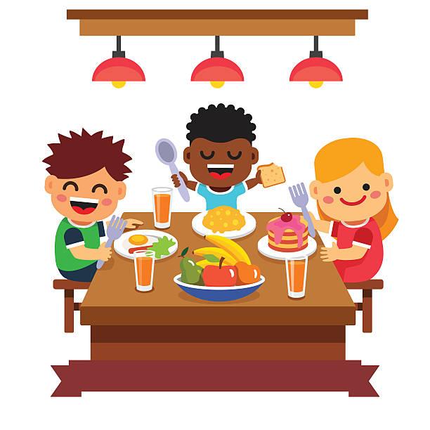 Children diet clipart image freeuse stock Children eating clipart 7 » Clipart Station image freeuse stock