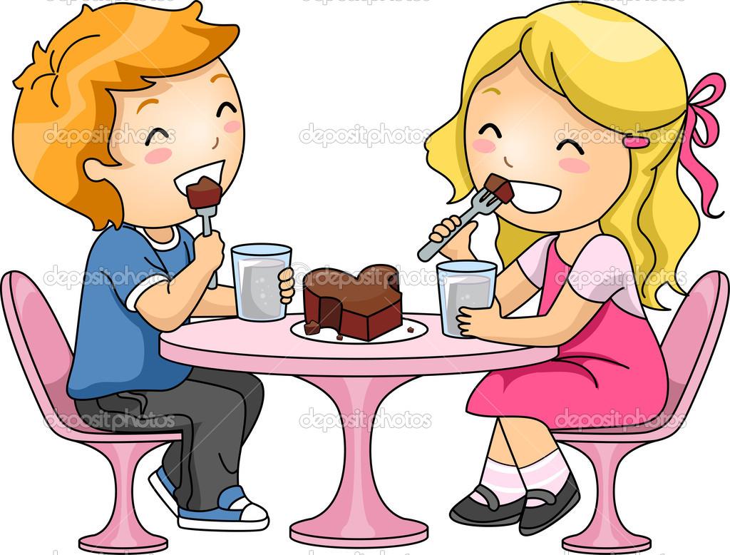 Todler eating on own breakfast time clipart jpg library download 92+ Children Eating Clipart | ClipartLook jpg library download