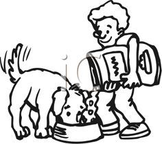 Children doing chores clipart black and white banner transparent library Chores Clipart | Free download best Chores Clipart on ClipArtMag.com banner transparent library