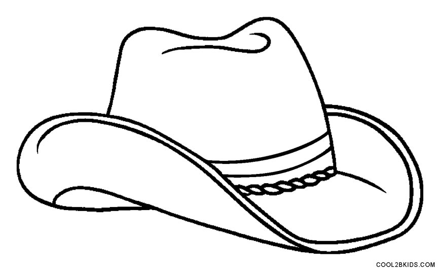 Children easter hat image clipart black and white clip art stock Hat Colouring Page | Free download best Hat Colouring Page on ... clip art stock