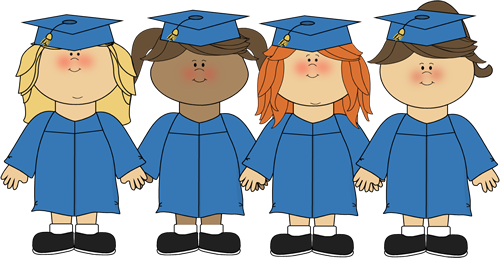 Children graduation clipart png black and white library Free Kids Graduation Clipart, Download Free Clip Art, Free Clip Art ... png black and white library