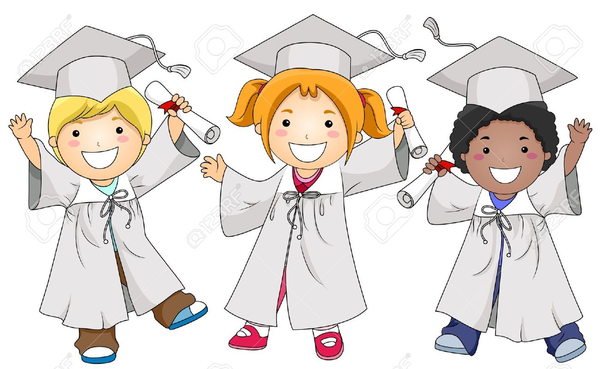 Children graduation clipart svg download Kinder graduation clipart 3 » Clipart Station svg download