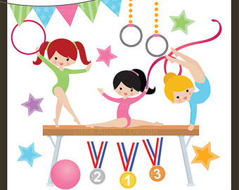 Children gymnastics clipart royalty free library Free Gymnastics Pictures For Kids, Download Free Clip Art, Free Clip ... royalty free library