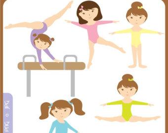 Children gymnastics clipart svg Free Toddler Gymnastics Cliparts, Download Free Clip Art, Free Clip ... svg
