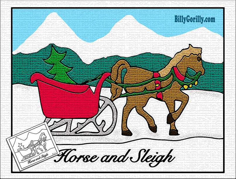 Children in a one horse open sleigh clipart vector library Sing Laugh Learn | Early Childhood Education | Songs, Stories, Craft ... vector library