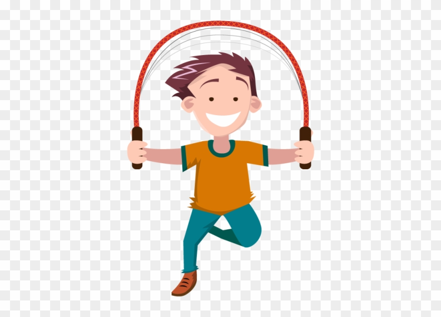 Kids jumping clipart clip free Children Jumping People Kids Hand Png And - Jump Rope Clipart Png ... clip free