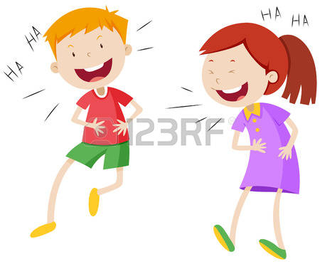 Children laughing clipart clipart black and white download 14,899 Child Laughing Stock Vector Illustration And Royalty Free ... clipart black and white download