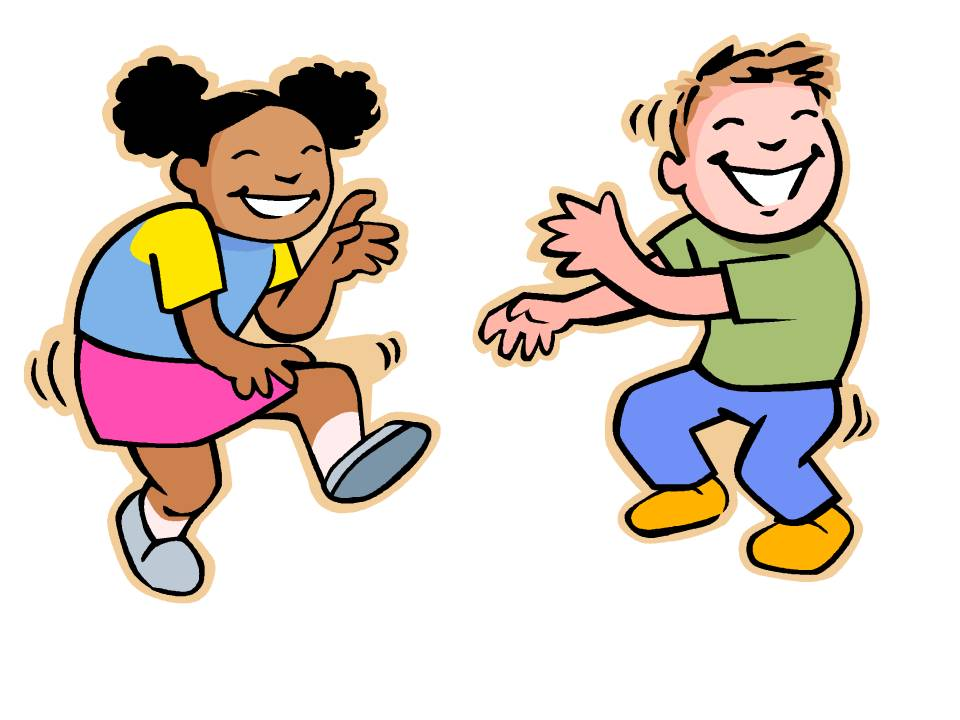 Children laughing clipart image free stock Laughing Childrens Clipart - Cliparts and Others Art Inspiration image free stock