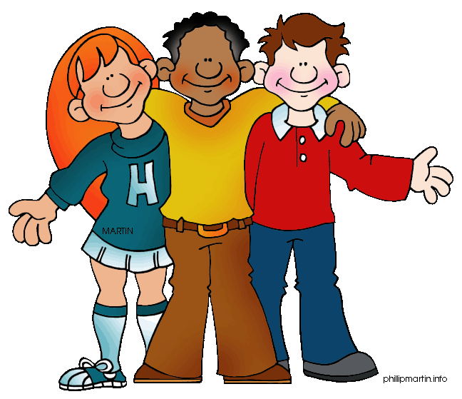 Kids leaving school clipart png freeuse download Secondary Enrichment (SE) png freeuse download