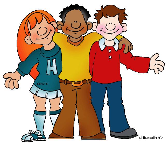Children leaving school clipart jpg freeuse download Secondary Enrichment (SE) jpg freeuse download