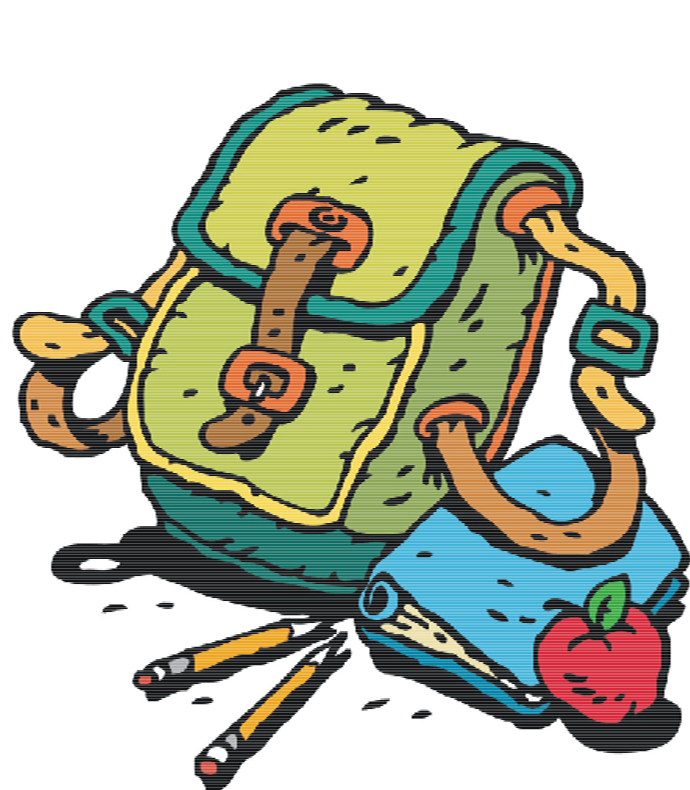 Kids leaving school clipart freeuse library Blessing of the School Year - Aug. 27 - Salem Evangelical Lutheran ... freeuse library