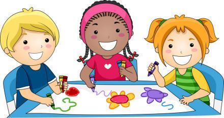 Children making art clipart clipart stock Kids making crafts clipart jpg - ClipartPost clipart stock