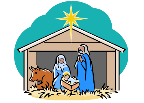 Nativity Scene Clip Art | 2nd Annual Child #147093 - Clipartimage.com clip royalty free