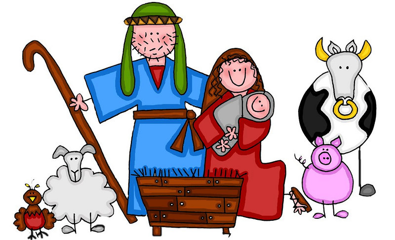 Free Nativity Scene Picture, Download Free Clip Art, Free Clip Art ... banner free