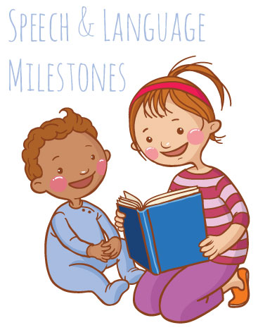 Children milestones clipart graphic royalty free library Speech & Language Milestones Blog Articles graphic royalty free library