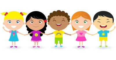 Children of all typs holding hands clipart graphic royalty free stock Colours Of Australia - Aussie Childcare Network graphic royalty free stock