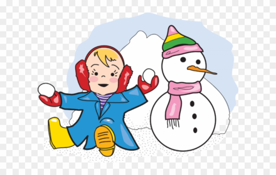 Playing in snow clipart graphic library stock Winter Snow Clipart Snow Play - Playing In Snow Clip Art - Png ... graphic library stock