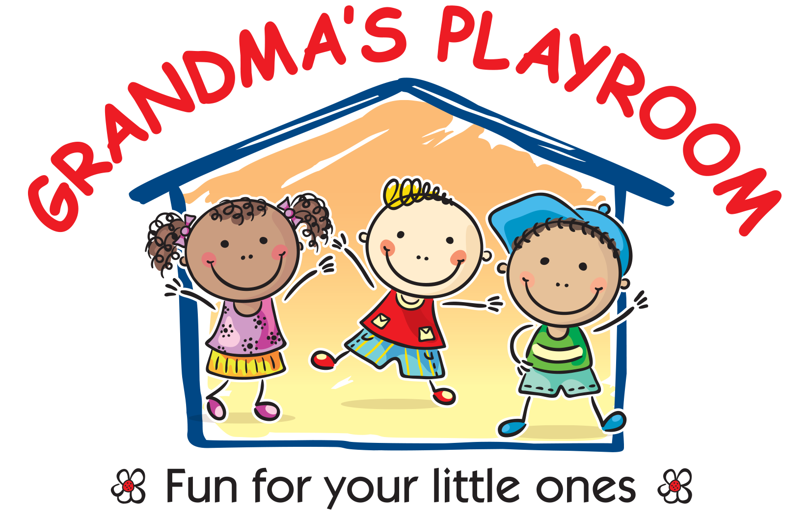 Children playing in the sun clipart clipart royalty free Home - Grandmas Playroom clipart royalty free