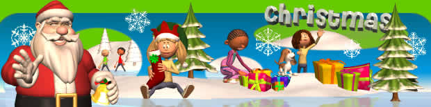 Children s christmas clipart free banner transparent library Online Games Page 1 - Free Kids\' Christmas Games, Puzzles and ... banner transparent library