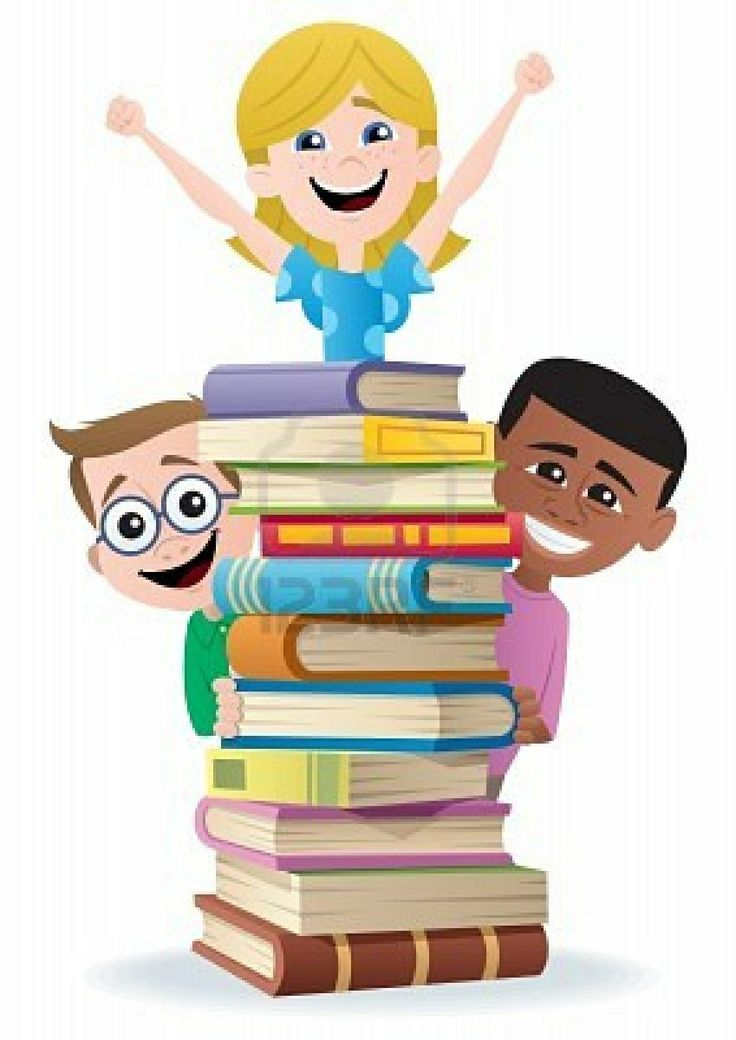Children s library clipart graphic freeuse download Kids Reading Book Clipart | Free download best Kids Reading Book ... graphic freeuse download