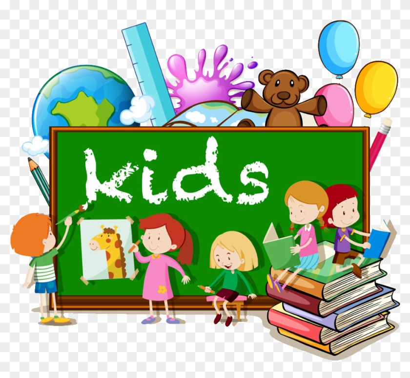 Children s literature clipart image library stock Children\'s Books Clip Art, HD Png Download - 1024x885(#1518276 ... image library stock