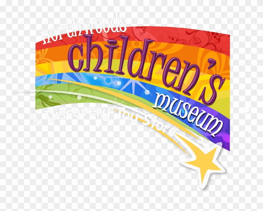 Children s museum clipart black and white Exhibit Clipart Children Museum - Toy Museum Logo - Png Download ... black and white