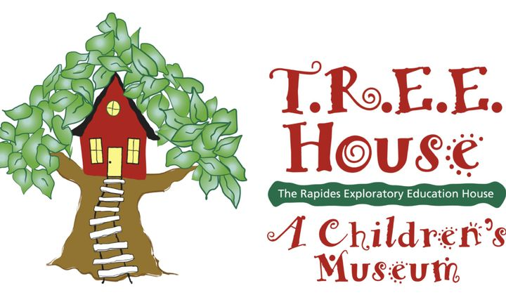 Children s museum clipart banner black and white T.R.E.E. House Children\'s Museum | Museum Day | Smithsonian banner black and white