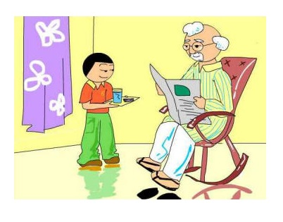 Children showing respect clipart picture free stock BRING BACK INDIA TO THE DAYS WHEN IT WAS THE
