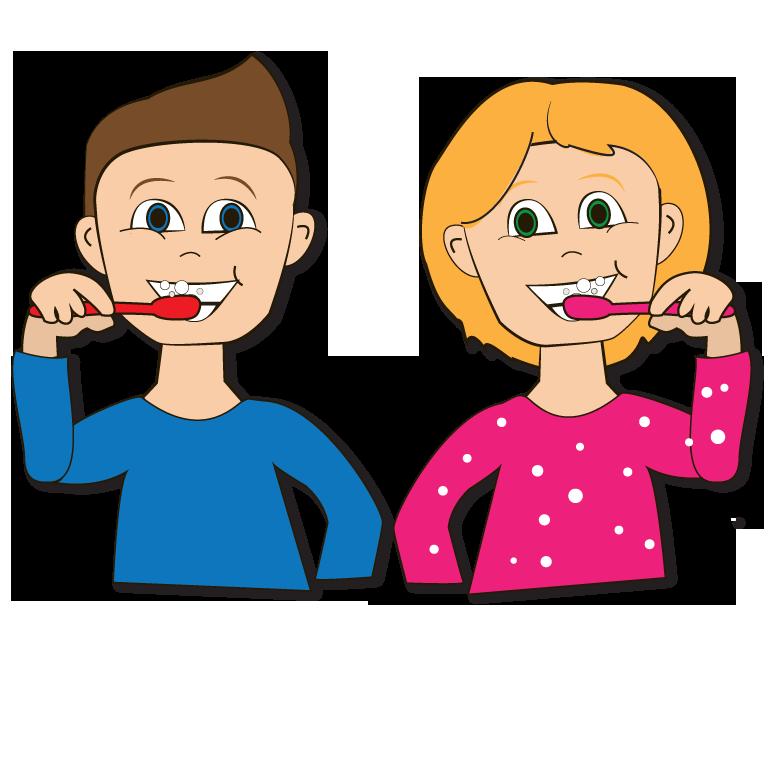 Children teeth clipart png transparent download Kid brushing teeth clipart 3 » Clipart Station png transparent download