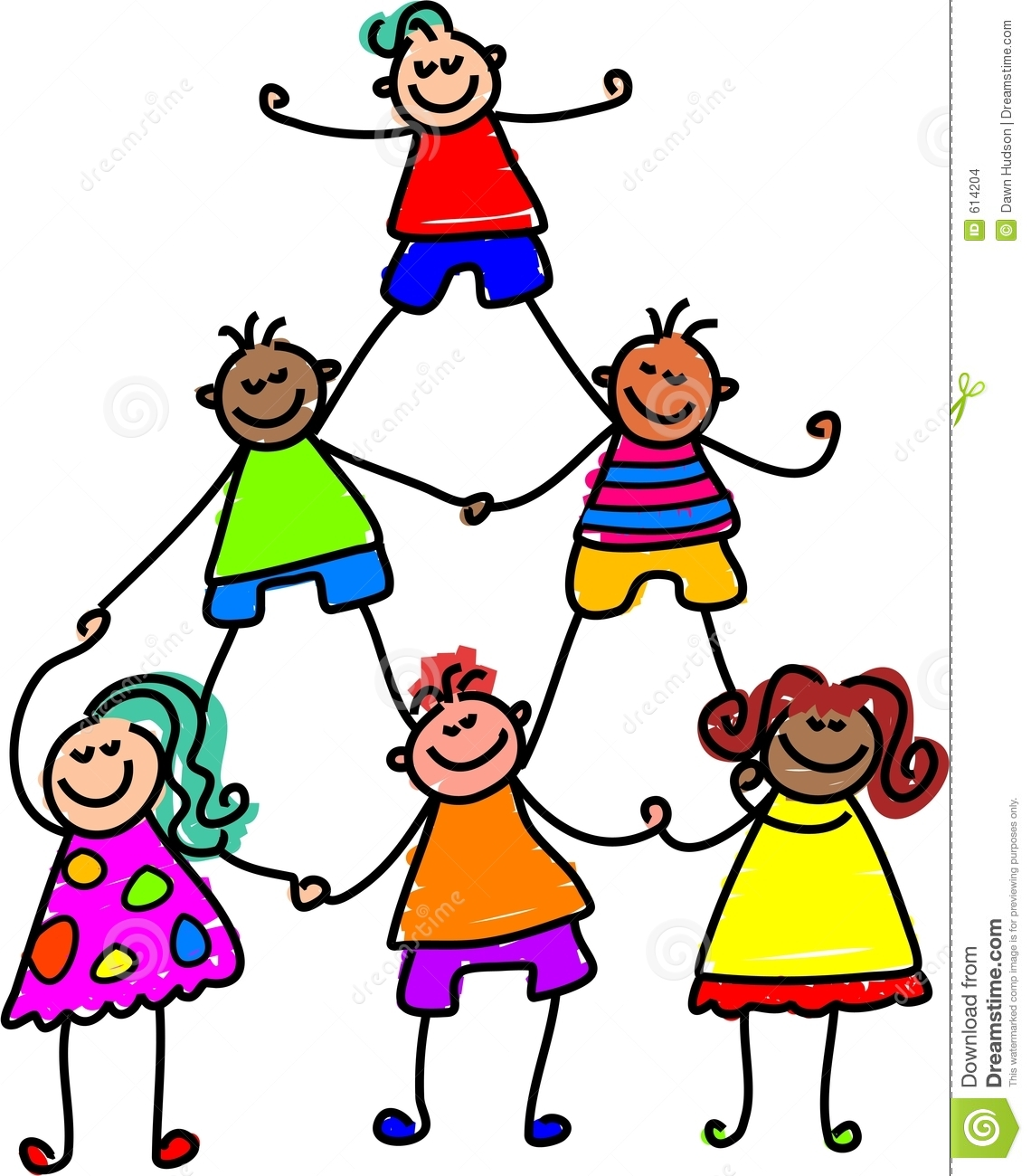 Children together clipart clip library download Kids Working Together Clipart | Free download best Kids Working ... clip library download