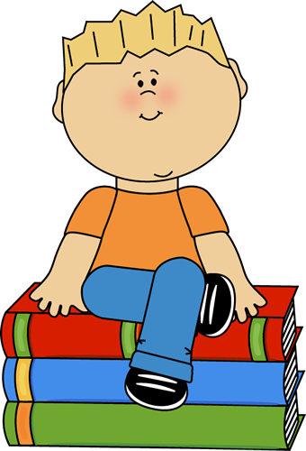 Children with books clipart freeuse Books clip art for kids - ClipartFest freeuse
