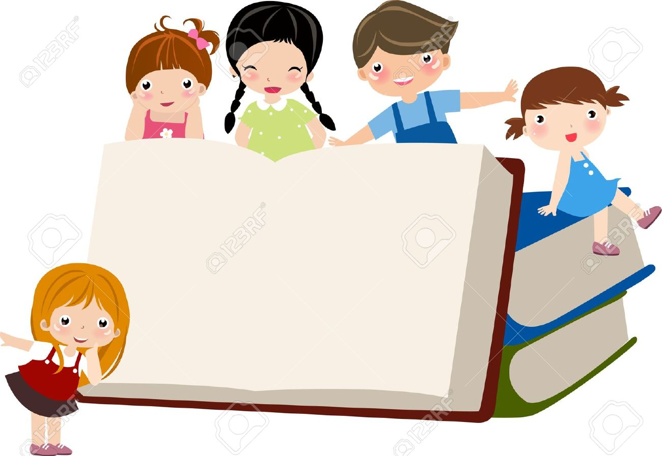 Children with books clipart png free library free list of classic books made into movies great list to share ... png free library