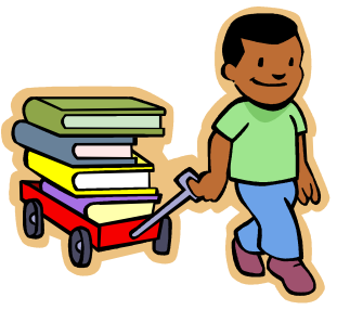 Children with books clipart black and white library Free Clip Art Children Reading Books | Clipart Panda - Free ... black and white library