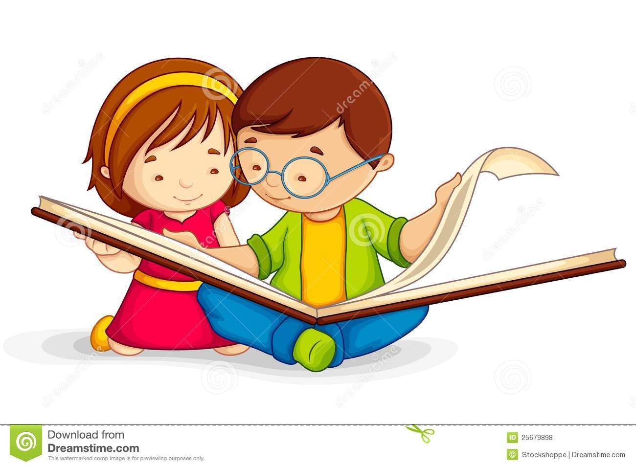 Children with books clipart picture freeuse library Children with books clipart - ClipartFest picture freeuse library