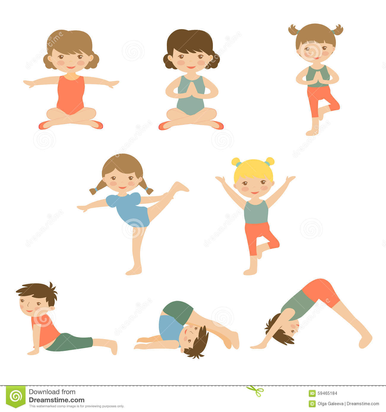 Kid yoga clipart picture library Kids yoga clipart 1 » Clipart Station picture library