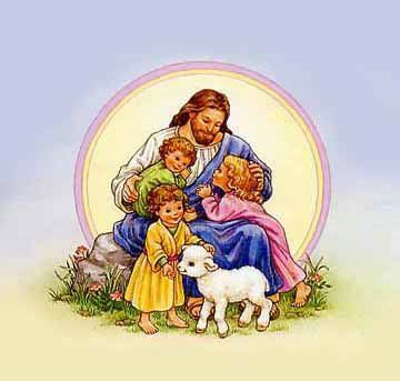 Children of god clipart picture royalty free clipart of the precious lamb of god | for as the children s hymn ... picture royalty free