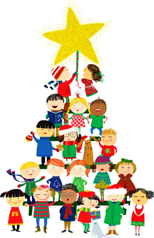 Youth christmas religious clipart svg free library Kids Christmas Party Clipart   Nice Wallpapers svg free library