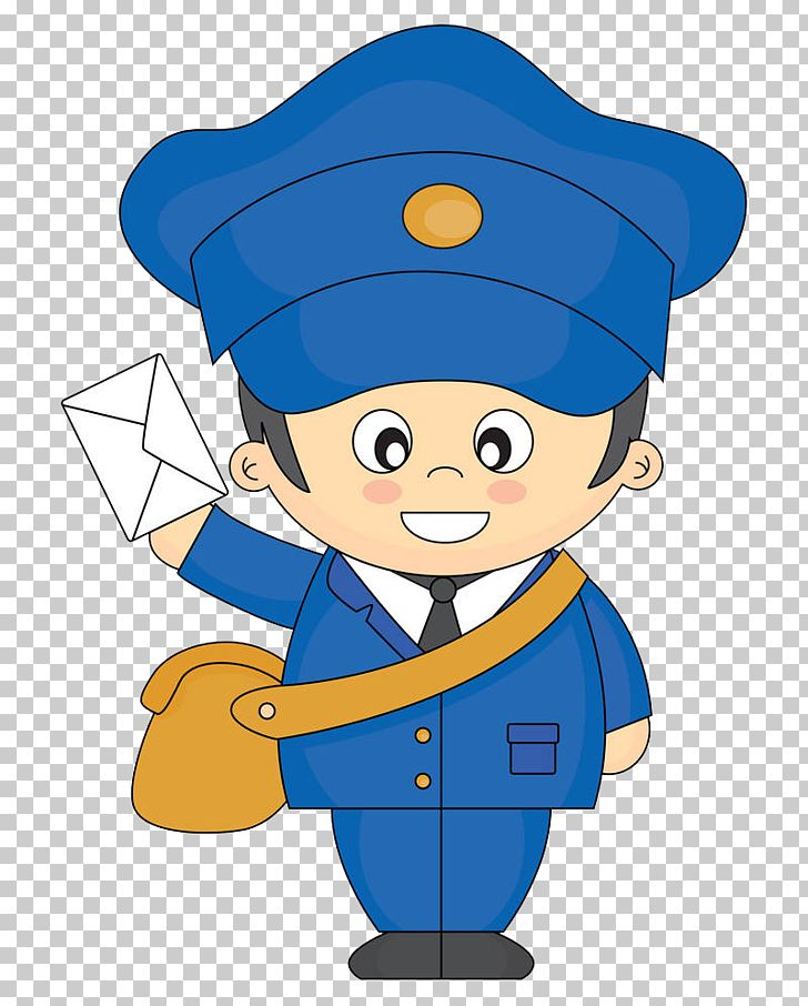 Children-s clipart postman hat